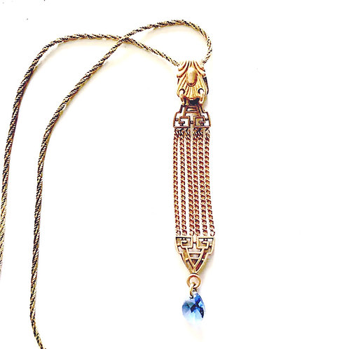 Delicate Fob Necklace