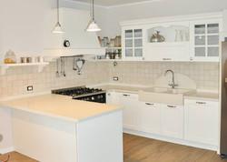 Lavello Gran Cucina e piani su misura