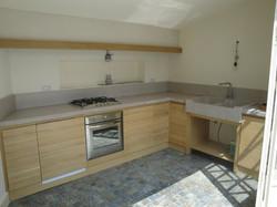 Lavello Gran Cucina e piani cucina su misura
