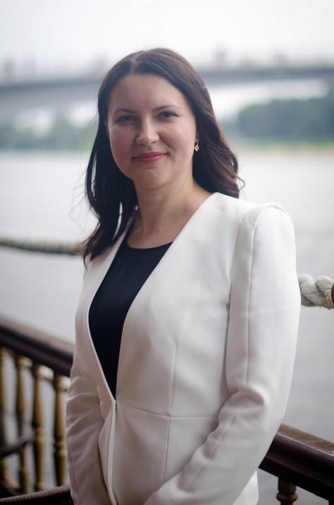 Ольга Васильева – лидер проекта