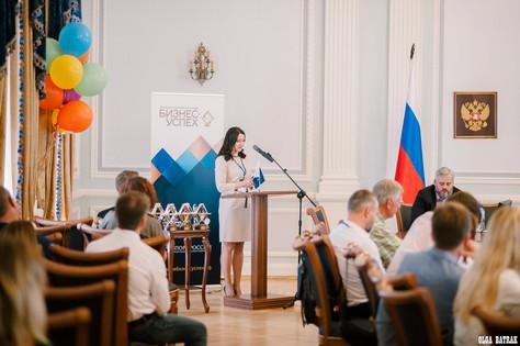 """СМИ о премии """"Бизнес-Успех 2017"""""""