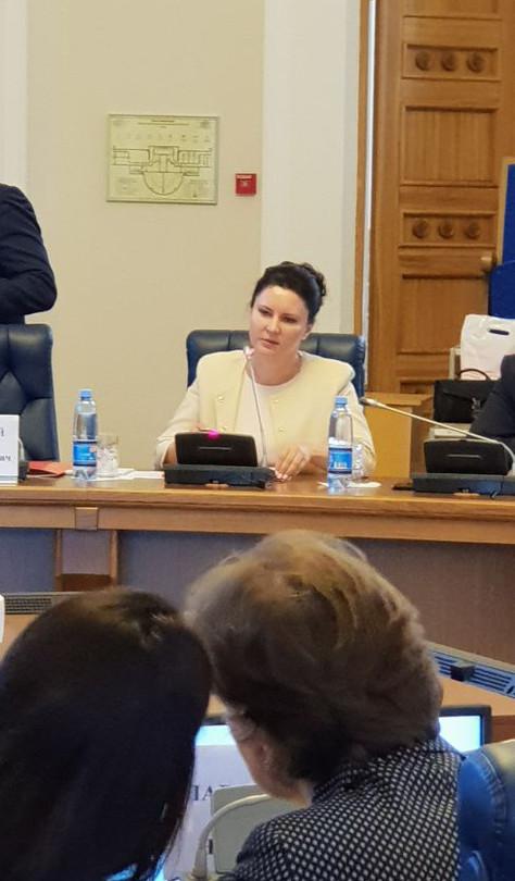 Ольга Васильева за цифровизацию промышленности