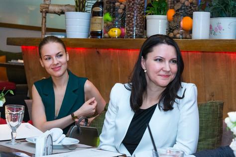 Установочная встреча с участниками Акселератора «Бизнес-Успех»