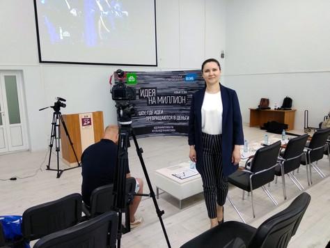 Ольга Васильева: Есть идеи, которыми хочется делиться
