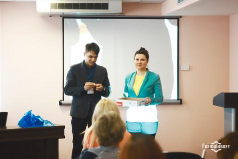 """Компания """"Формула"""" провела Единый семинар 1С"""