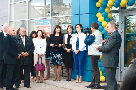 ВЦ «Формула» поздравляет партнера с открытием нового салона