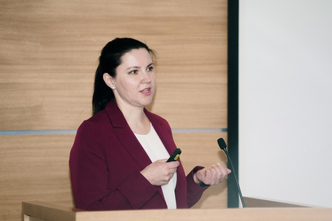 Ольга Васильева: Цифровая экономика задает темп