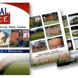 Capital Fence Brochure