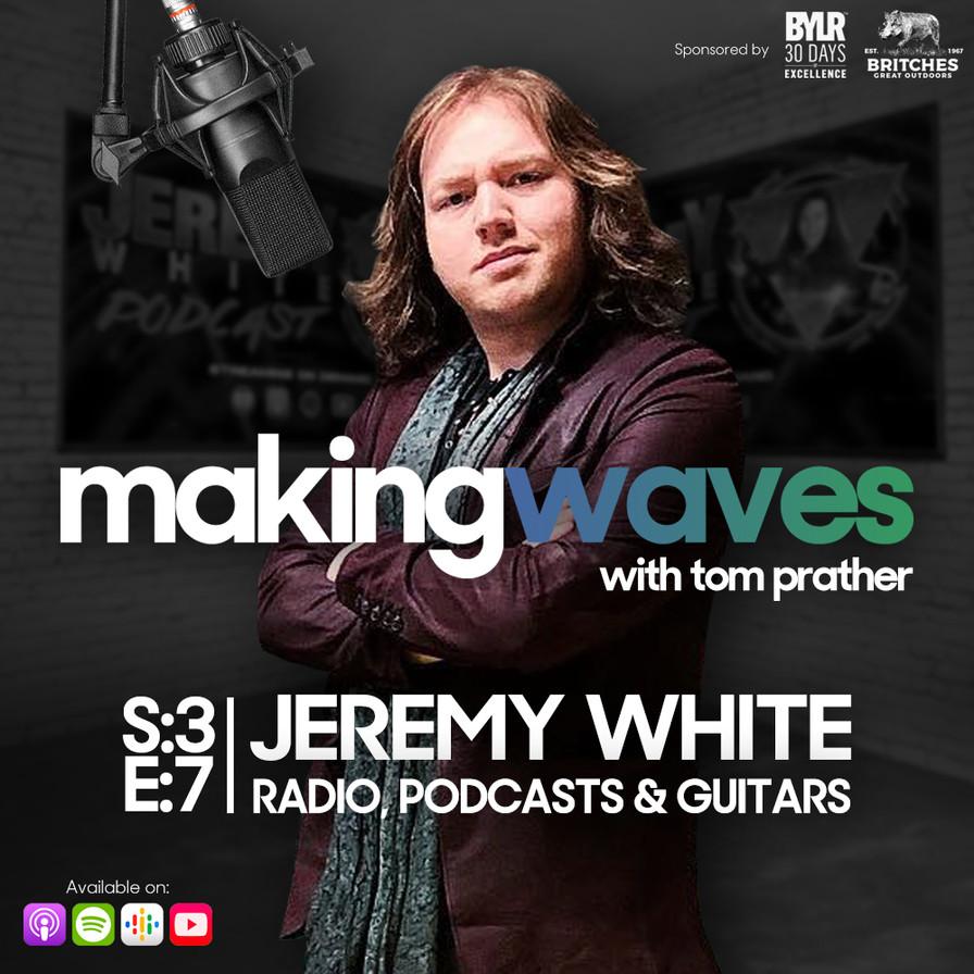 S:3 E:7   Jeremy White