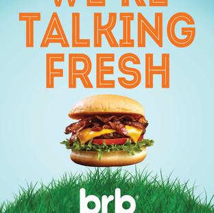 BRB Burger Fresh