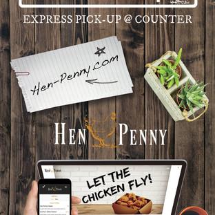 Hen Quarter Order Online