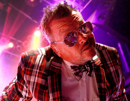 Dicky Barrett of The Mighty Mighty Bosstones