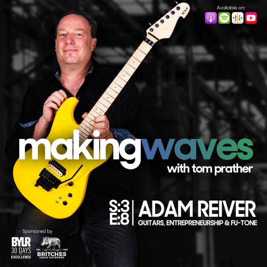 S:3 E:8   Adam Reiver