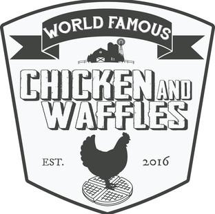 Hen Quarter Chicken & Waffles