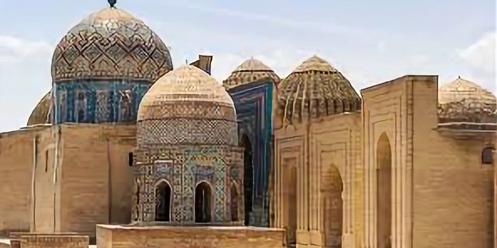 Spring Fundraiser - Uzbekistan