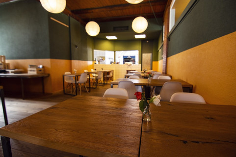 dining room Sust Lodge Andermatt