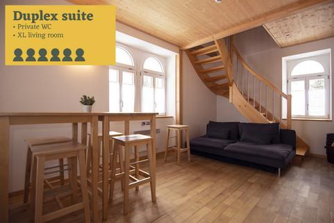 Duplex Suite Sust Lodge Andermatt