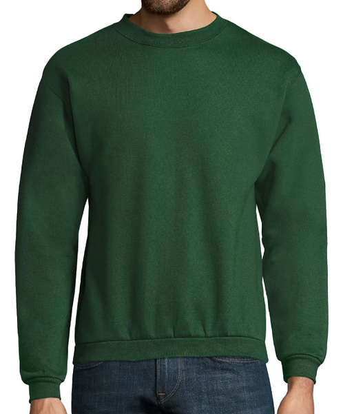 Sweat shirt col rond