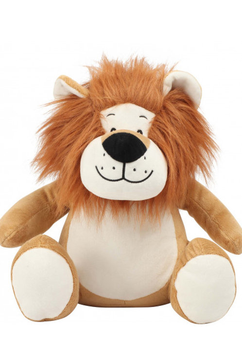 Peluche lion à personnaliser