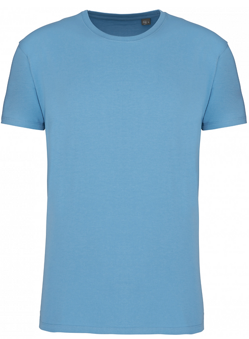T-shirt col rond homme bio
