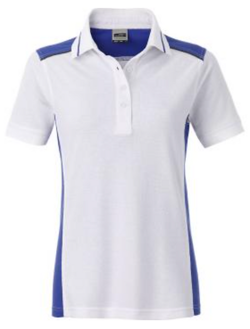 Polo workwear Color femme