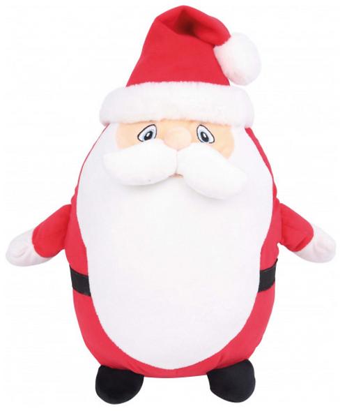 Peluche Père Noël personnalisée