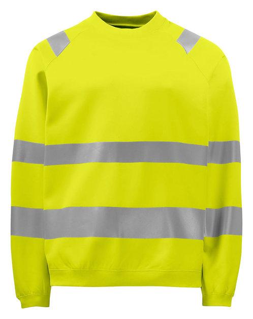 Sweat-shirt haute visibilité