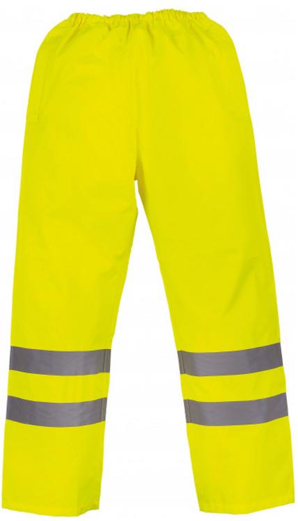 Pantalon de pluie HV