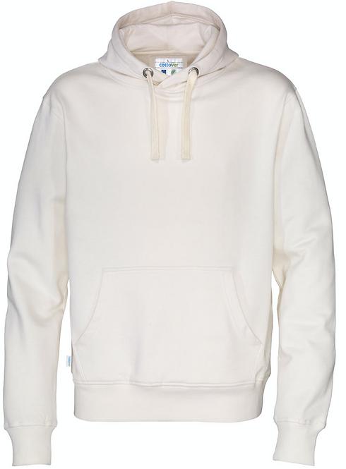Sweat shirt à capuche coton bio
