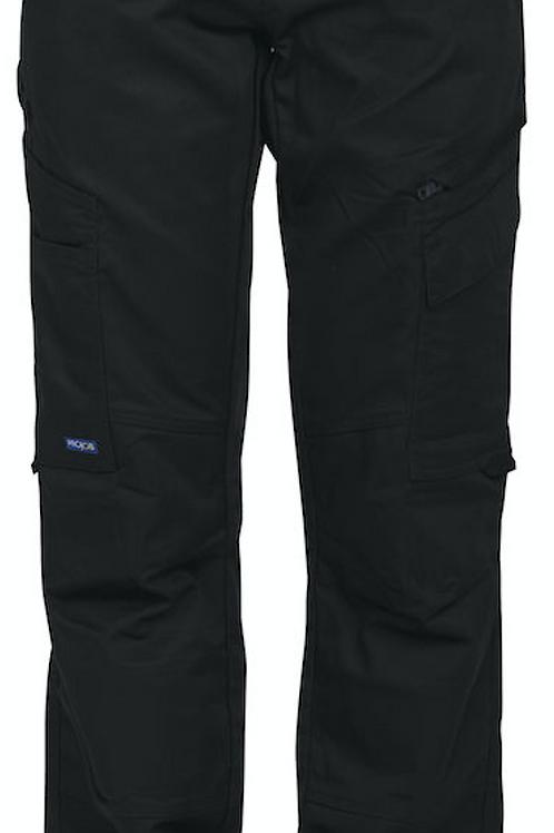 Pantalon protection genoux femme