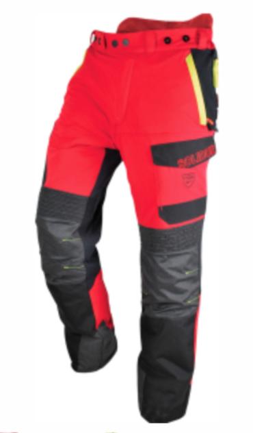 Pantalon spécial tronçonneuse