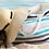 Thumbnail: Sac de plage brodé