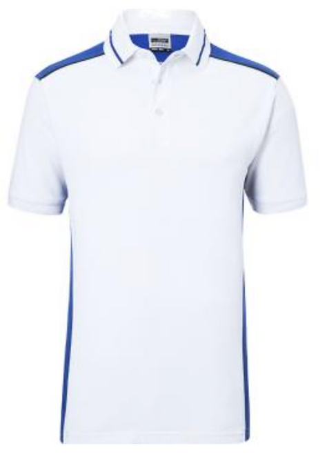 Polo workwear Color homme