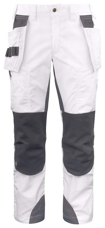 Pantalon peintre stretch