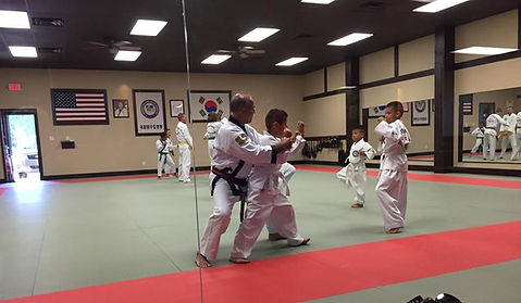 Give your children Confidence at C. S. Kim Karate.