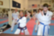 Our C. S. Kim Karate Adult Martial Arts classes will help you finally develop all of those physical attributes like flexibility, core strength, speed, power, and agility that you seek at traditional gyms but also the ability to kick some butt and have some FUN!