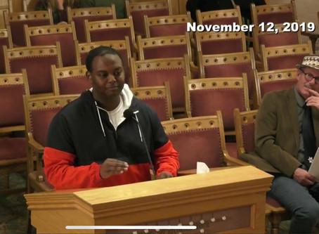 Black Caucus Engages with SLC City Council