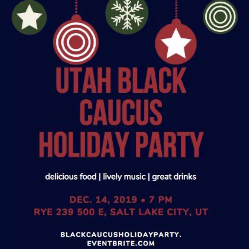 Black Caucus Holiday Party
