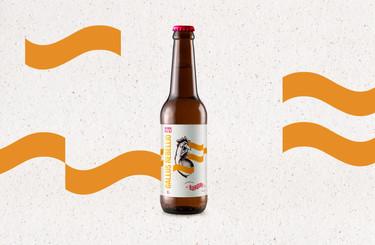 Gallus rebellio est une bière d'inspiration anglaise aux saveurs épicées et à la robe ambrée. Cette Oatmeal Pale Ale est ronde en bouche due à l'utilisation de flocons d'avoine et est teintée d'amertume qui rappelle les English Special Bitter.  photo © Atelier Shiroï 2018