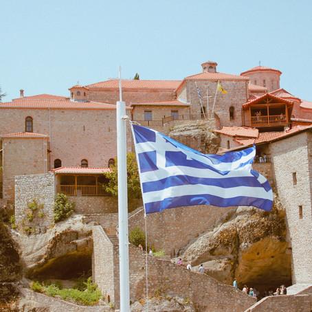 1 Haftalık Alternatif Yunanistan Gezisi