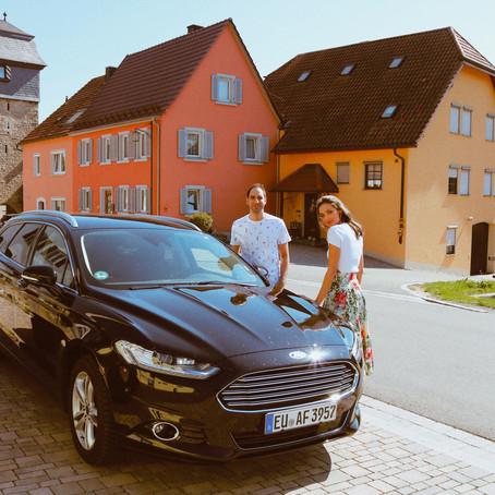 Almanya'da Araç Kiralama ve Park Kuralları