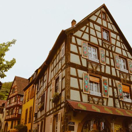 Alsace Gezi Rehberi: 2 Günde Şarap Yolu Rotası