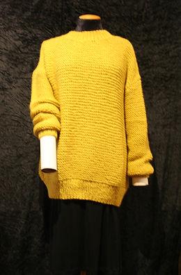 Pullover mit Wooladdicts gestrickt; Strickanleitung vorhanden
