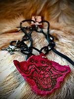 Whitby Krampus Run Belt Adornment