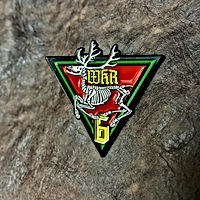 Whitby Krampus Run VI Limited Edition 38 mm Enamel Pin