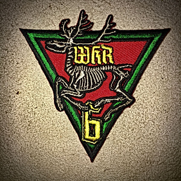 WKR 6 8cm Embroidered Patch £6 (3).JPG