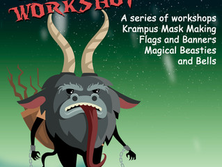 Krampus' Little Helper