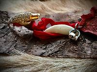 Whitby Krampus Run Ring Gold