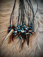 Whitby Krampus Run necklace
