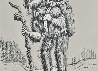 The Illustrated Krampus